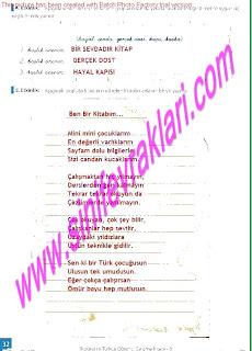 8.Sinif Turkce Enderun Yayinlari Calisma Kitabi Cevaplari Sayfa 32