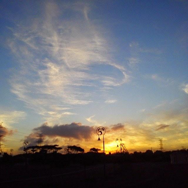 loopy sky by SoulRiser