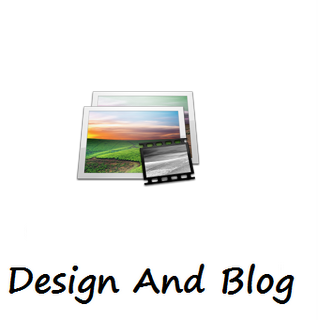 design and blog photography icon