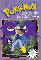 bookcover of Pokémon:  Night in the Haunted Tower  by Tracey West