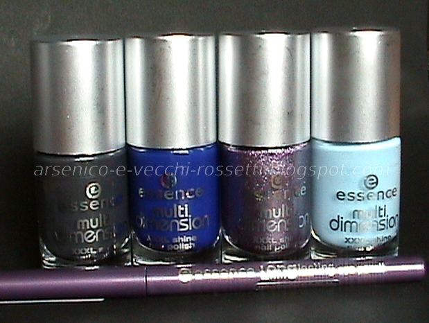 Essence Multidimension Long Lasting Touch of Glam