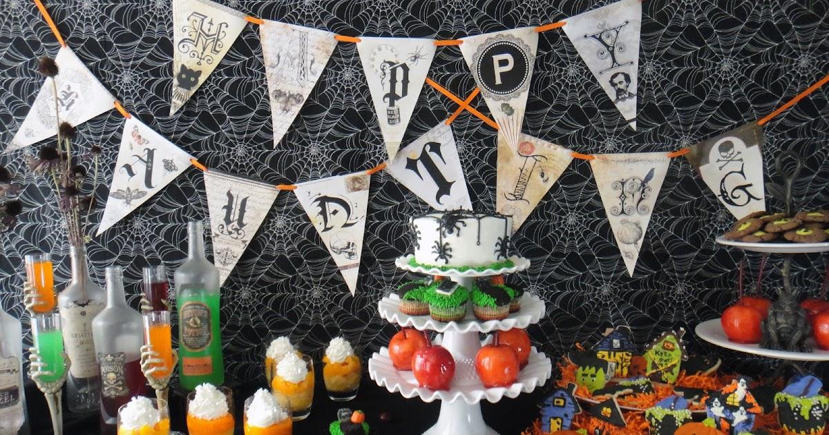 Happy Haunting Halloween Party