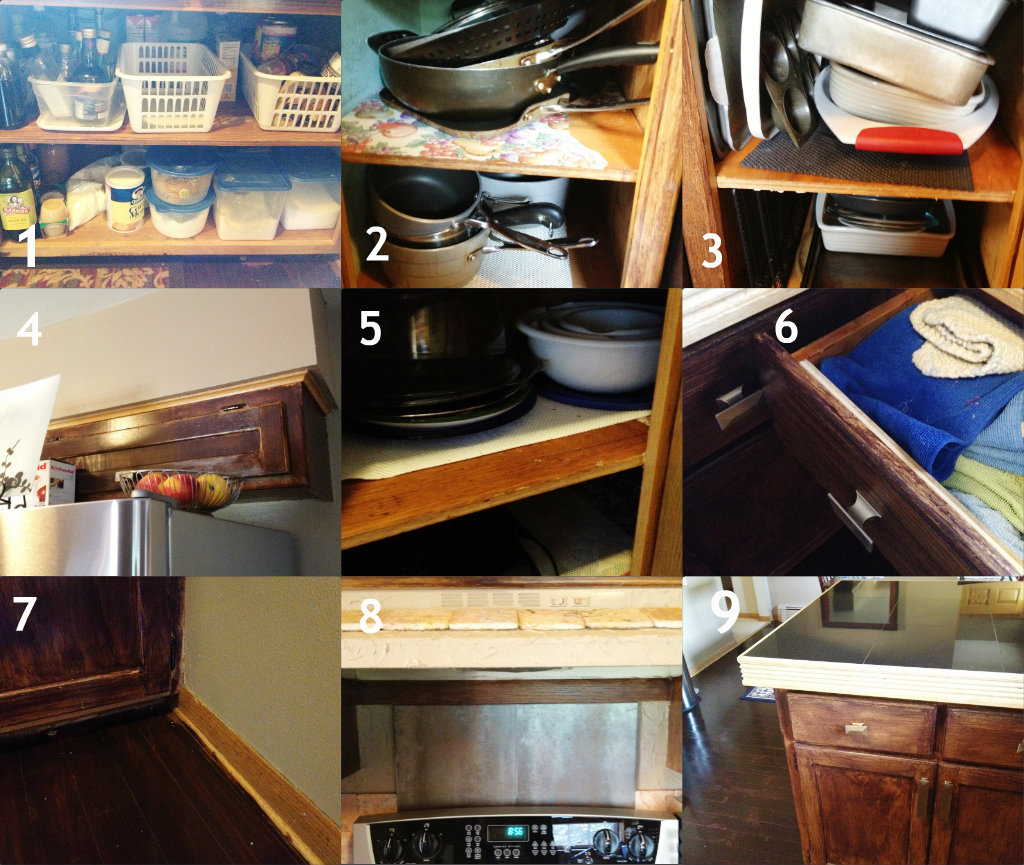 Shelf liner for kitchen cabinets shelf liners for kitchen for Kitchen cabinets liners
