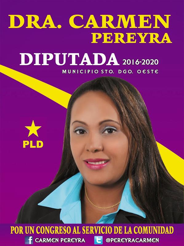 DRA.PEREYRA DIPUTADA