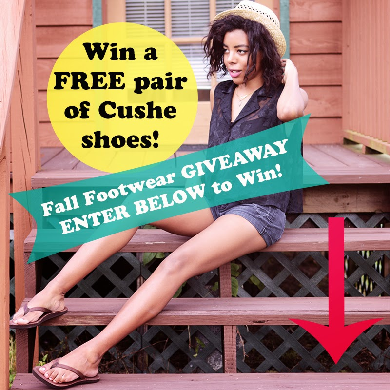 Miami Fashion Blogger Anais Alexandre in Cushe leather sandals for a free giveaway