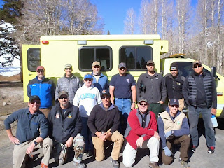 Carson City BLM Fire Staff
