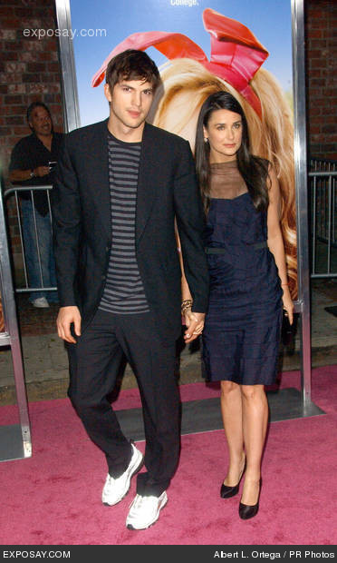 ashton kutcher and demi moore wedding. demi moore wedding. Ashton