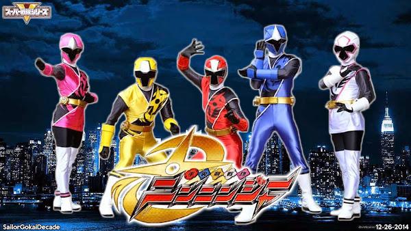 Shuriken Sentai Ninninger Episódio 47
