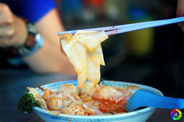 咖喱猪肠粉
