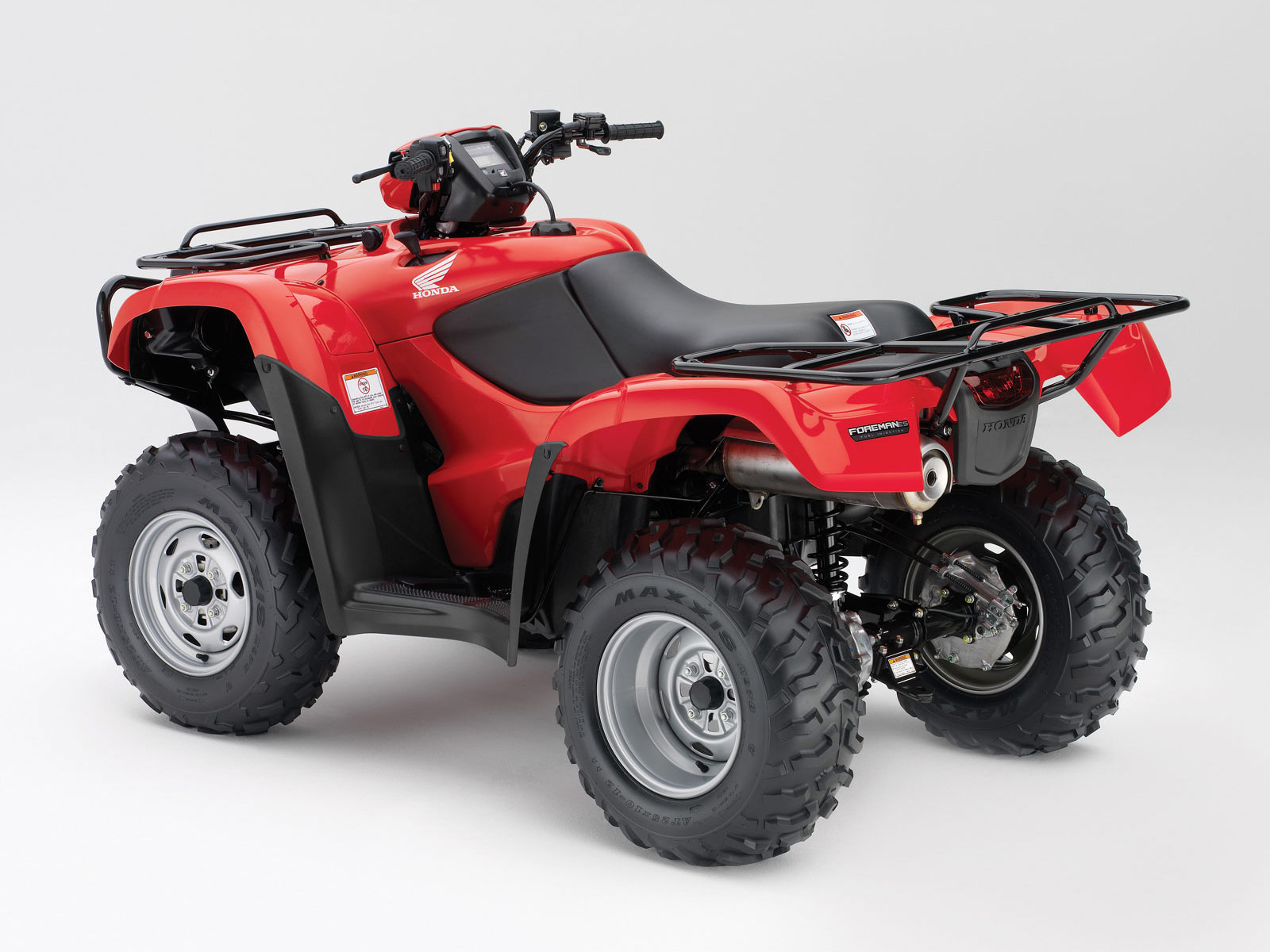 World Car Wallpapers 2012 Honda Atv