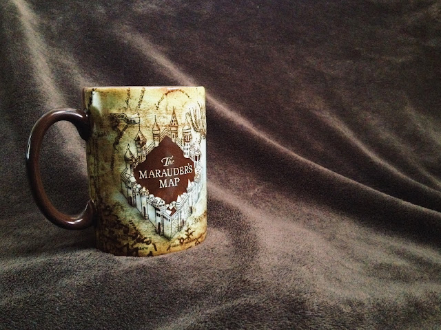Mug La Carte du Maraudeur Harry Potter