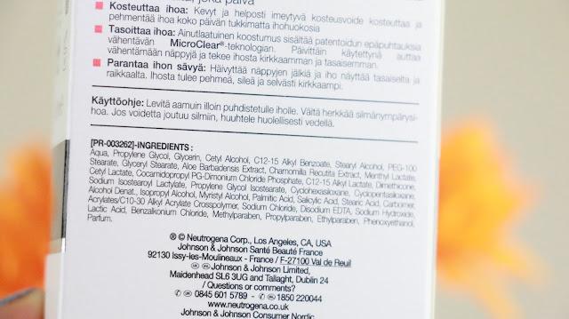 neutregena -  siyah nokta temizleyici -  akne tedavisi - yağsız nemlendirici - yağlı cilt için nemlendirici - makyaj blogları - kozmetik blogları - en iyi nemlendirici - uygun fiyatlı nemlendirici