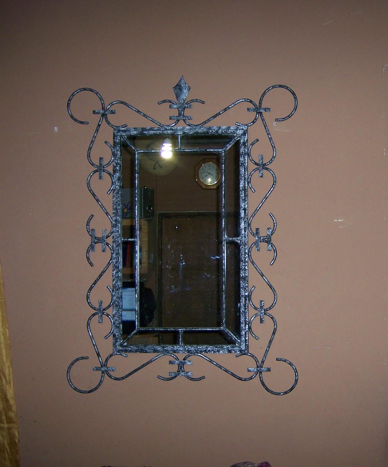 Arte fabbri e molto altro marcos para espejo - Marcos rusticos para espejos ...