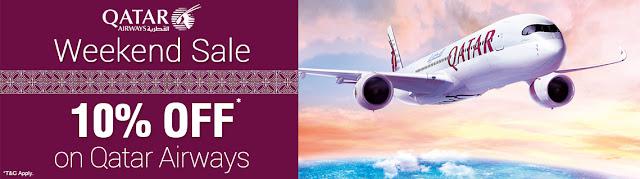 QATAR AIRWAYS BEST DEAL, QATAR AIRWAYS BEST DISCOUNTED, 10% OFF ON QATAR AIRWAYS, BEST RATES DOMESTIC AND INTERNATIONAL AIR TICKETING