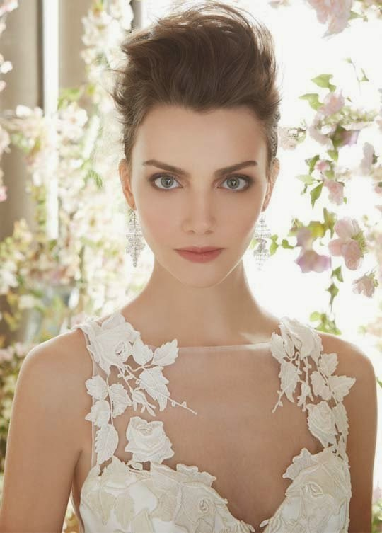 Wedding Dresses Spring 2014 Collection by Tara Keely