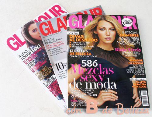 Regalos revista Glamour