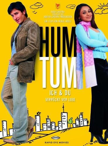 Hum Tum 2004 Hindi BluRay 720p 1GB