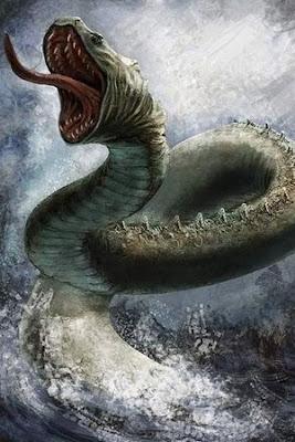 Sakuratotomisteri.blogspot.com - 5 Legenda Monster Yang ada Di laut