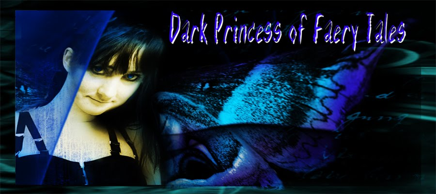 Blue Remy - Dark Princess of Faery Tales