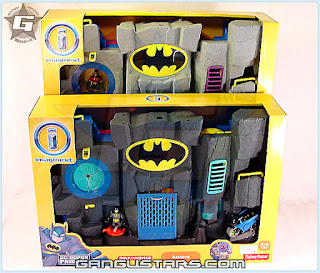 Fisher-Price Imaginext DC Super Heroes Batcave action figures batman dc comics バットマン