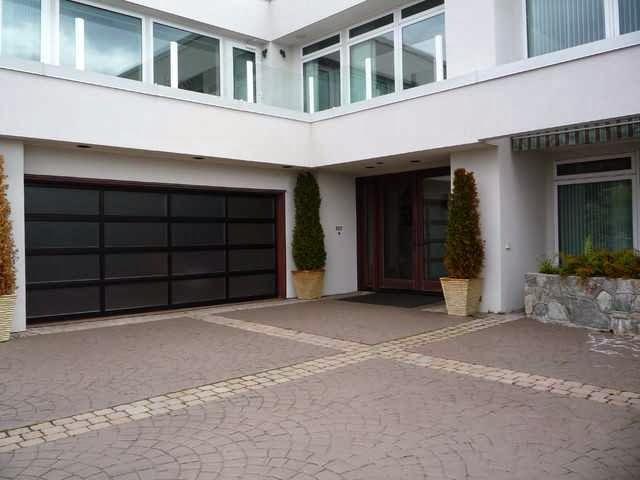 Modern Classic Garage Door