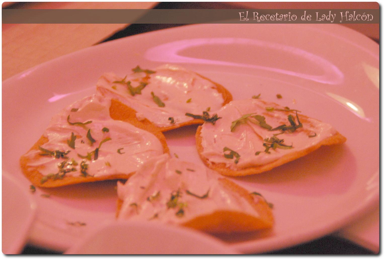 El recetario de lady halcon una noche en el restaurante for Ahora mexican cuisine
