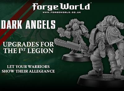 Novedades de Forge World: Ángeles Oscuros