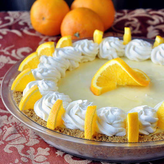 creamsicle pie grapefruit creamsicle creamsicle cheesecake creamsicle ...