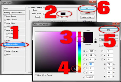 blending Glow Text Effect Photoshop cs5