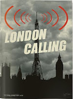 capa de London Calling, por The Clash