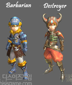 is Better: Barbarian or Destroyer? [Dragon Nest] | Web Junkies Blog