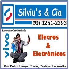 SILVIUS E CIA VIVO