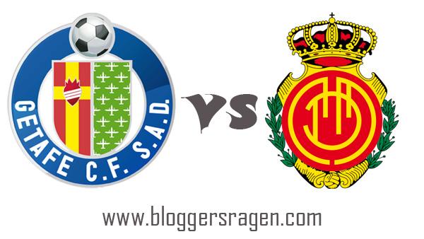 Pertandingan Getafe vs Mallorca