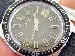 SEIKO DIVER 6217 8000 - THE FIRST SEIKO DIVER - AUTOMATIC 6217A