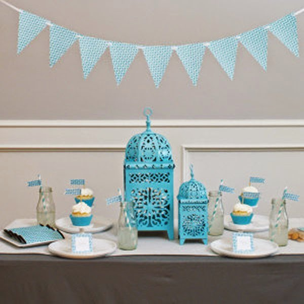 Image gallery homemade ramadan decorations for Ramadan decorations home