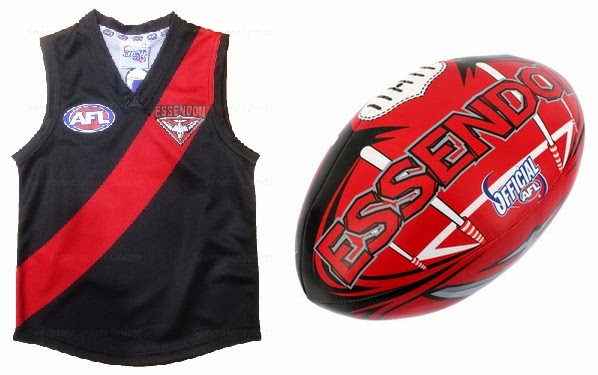 Essendon Bombers merchandise