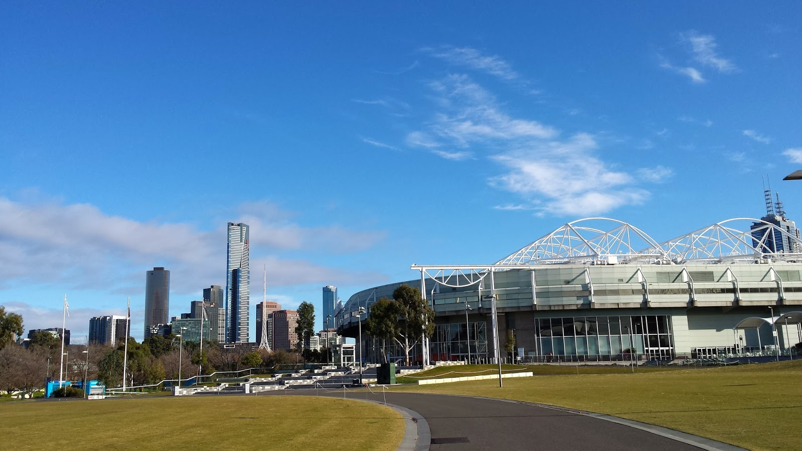 Rdo melbourne australian open guided tours rod laver arena for Door 9 rod laver arena