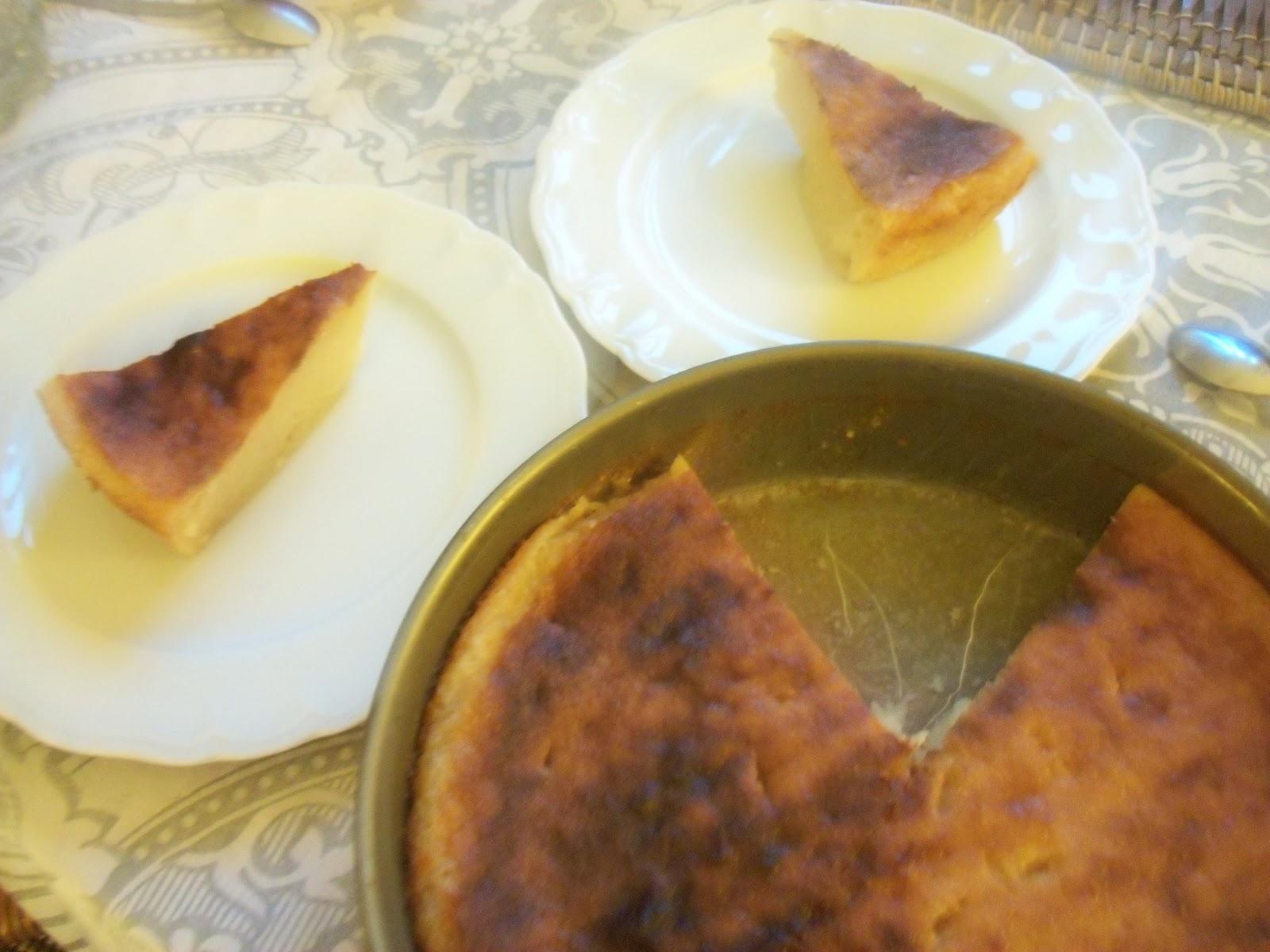 Gateau au manioc recette