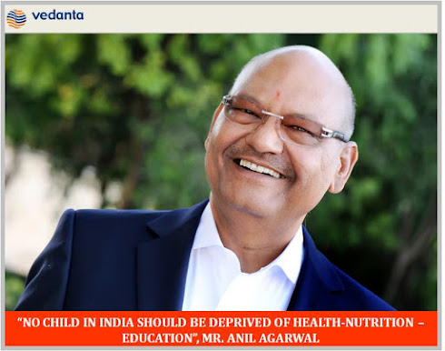 NO CHILD IN INDIA SHOULD BE DEPRIVED OF HEALTH - NUTRITION - EDUCATION