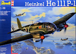 Revell 1/32 He 111P Review & Mini Construction