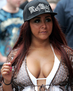 jersey shore boob size