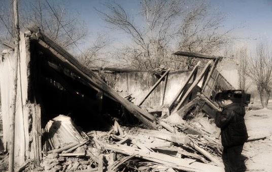 Уйгуры помогают сородичам, пострадавшим в результате землетрясения