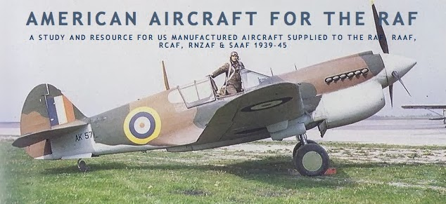 American Aircraft for the RAF