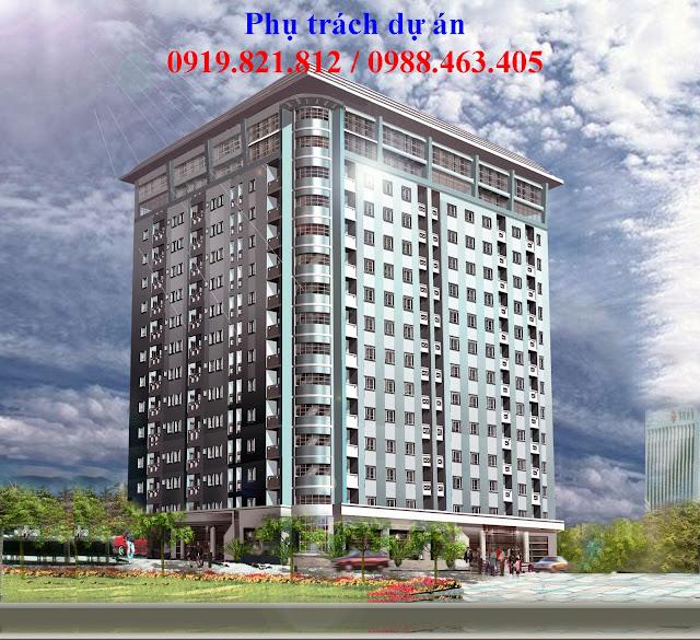 Chung cư Intracom Trung Văn mở bán giá sốc từ 16.8 tr/m2