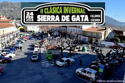 II CLÁSICA INVERNAL SIERRA DE GATA