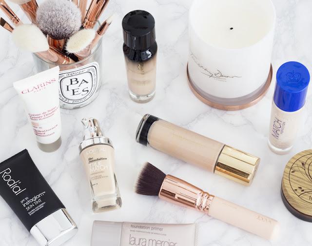 Como escolher a base perfeita de acordo com o seu tipo de pele