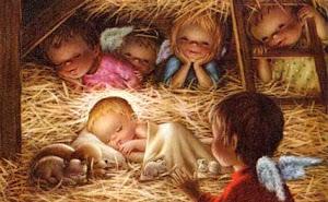 Niño Jesús, niño milagroso
