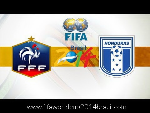 France vs Honduras FIFA World Cup 2014 HD Wallpapers Photos