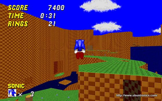 Este juego pretende imitar la jugabilidad de los viejos juegos de