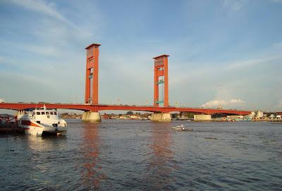 7 Sungai Terpanjang Di Indonesia [ www.BlogApaAja.com ]